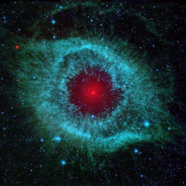 Новая фотография Бога: Астрономы засняли