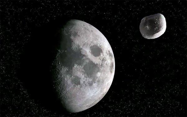 Гостинец с Нибиру: Китай пытается «спереть» груз пришельцев с Луны – уфолог