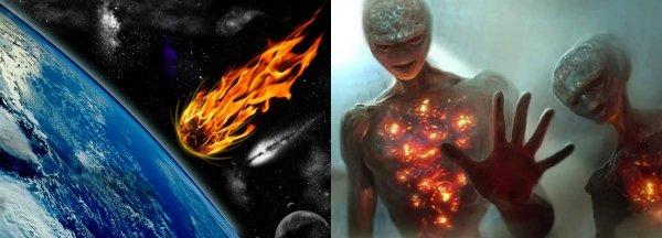 Наследие древнего Фаэтона? Вода на астероидах может приблизить пришествие инопланетян