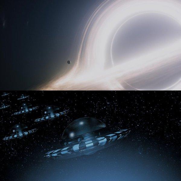 Земля будет уничтожена. Как белые дыры помогут пришельцам с Нибиру захватить планету?