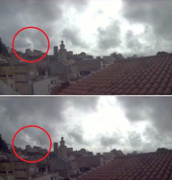 Обломок Нибиру: В небе над Испанией засняли взрыв от «отколовшейся» материи Планеты Х