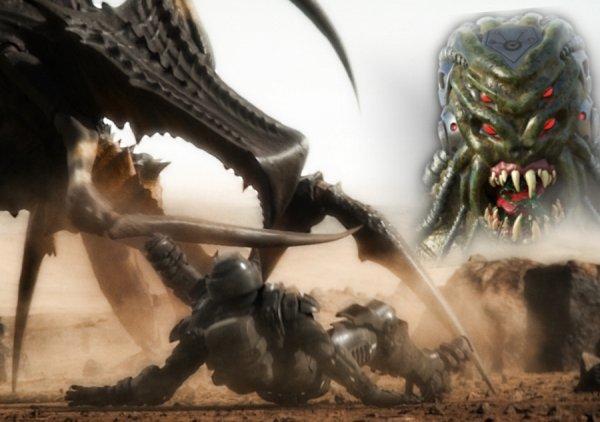 Межпланетная бойня: На Марсе найдены следы кровопролитных сражений и останки пришельцев