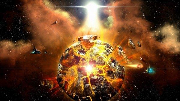 Лучи апокалипсиса. Раскол Нибиру обдаст Землю смертоносным излучением