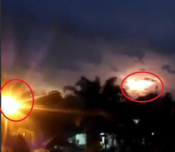 В Индонезии засняли два Солнца – Сбылось предсказание о приходе Антихриста