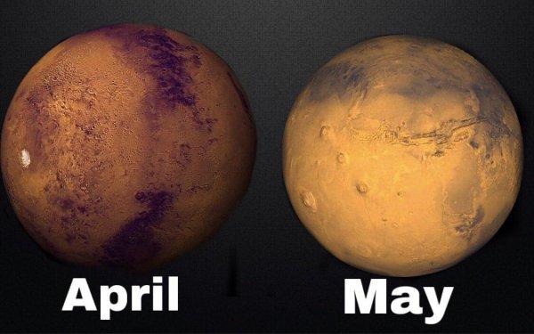 Как в фильме Интерстеллар: Песчаное Цунами на Марсе стёрло древнюю цивилизацию марсиан – уфолог