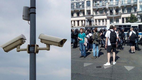 Полиция Москвы подготовилась к незаконному митингу, перебросив на Бульварное кольцо спецтехнику