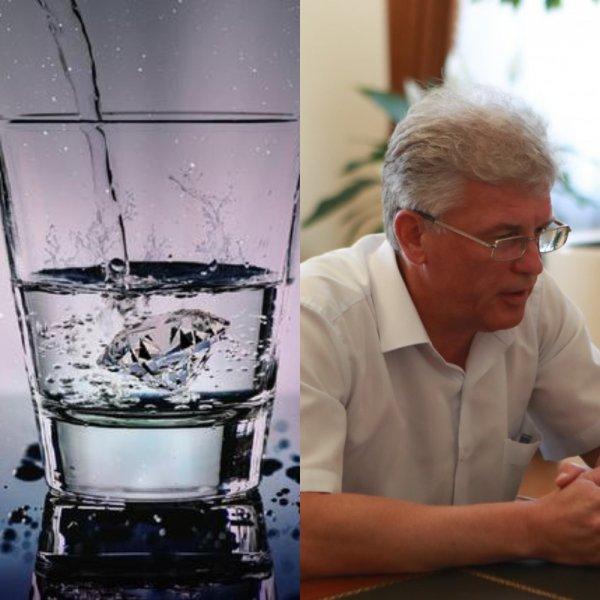 Недостаток питьевой воды в Астраханской области привёл к ЧС