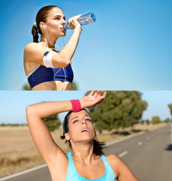 Врачи рассказали, как правильно вести здоровый образ жизни в жару