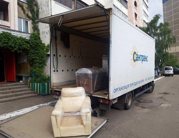Подготовка мебели к переезду