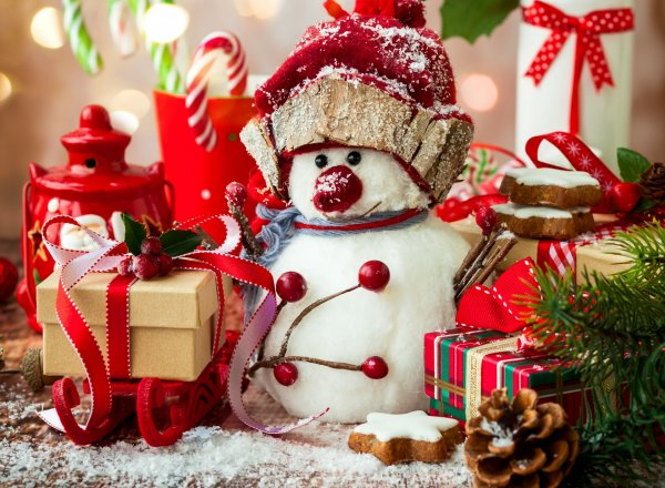 Топ 5 новогодних подарков, которые точно всех удивят